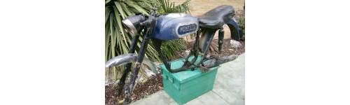 Chasis y parte Ciclo
