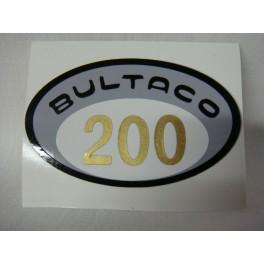 Logo Bultaco 200