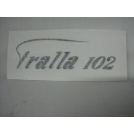 Logo tralla 102