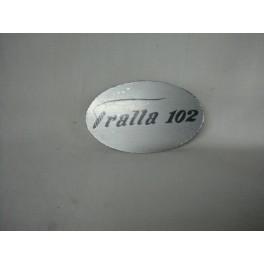 Logo Metal Tralla 102